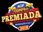 Acip lança promoção 4 em 1, com toda equipe trabalhando para ajudar nosso comércio crescer e ser cad