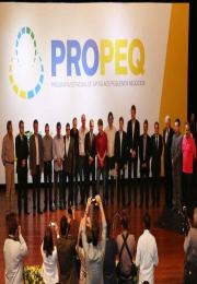 Lançamento Propeq