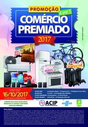 ACIP REALIZA SORTEIO DA CAMPANHA 4 EM 1, COMÉRCIO PREMIADO