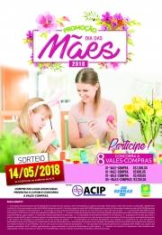 lançamento oficial da campanha de dia das mães acontece hoje na acip